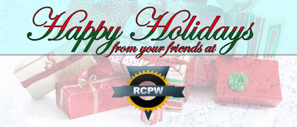 Happy Holidays from RCPW.com