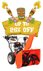Shop Snowblowers