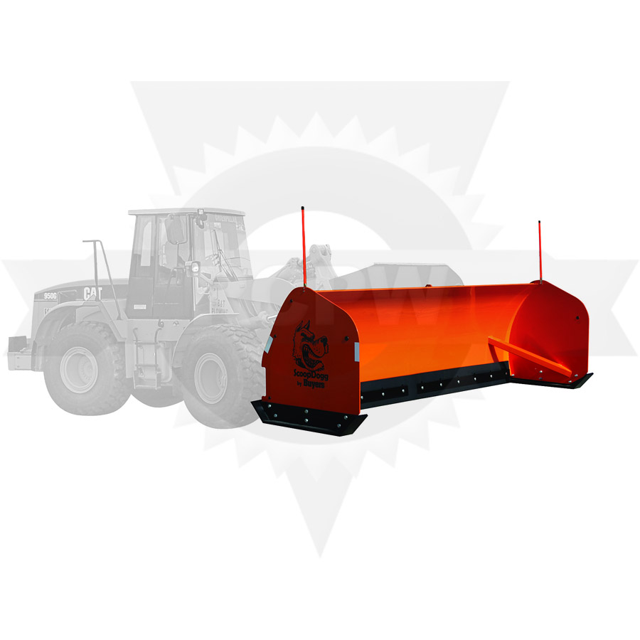 Loader Snow Pushers Category Image