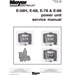 Meyer Manuals Category Image