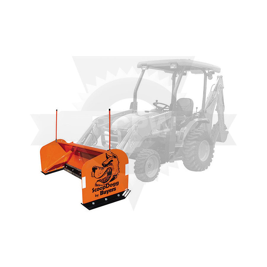 Skid Steer Snow Pushers Category Image