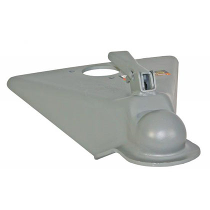 """Picture of A-Frame Trailer Coupler with 2-5/16"""" Ball"""