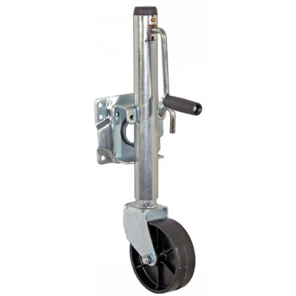 "Picture of 1000# Swing Away Marine Trailer Jack with 10"" Travel"