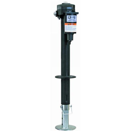 "Picture of 3500# 12-Volt Electric Jack with 18"" Travel"