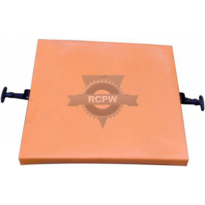 Picture of Buyers Orange Spreader Cover with Latches