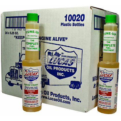 Picture of Fuel Injector Cleaner - Case of 24 x 5.25 oz. bottles