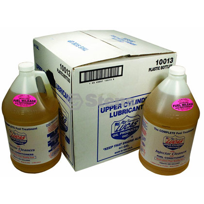Picture of Fuel Injector Cleaner - Case of 4 x 1 Gallon bottles