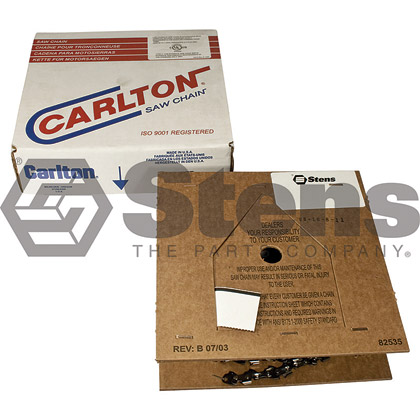 Picture of Carlton Saw Chain 25' Semi-Chisel