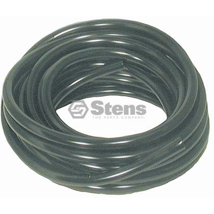 "Picture of 1/4"" Black PVC Fuel Line"