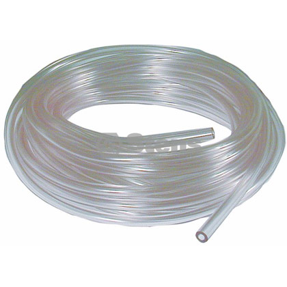 "Picture of 1/8"" Clear PVC Fuel Line"