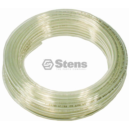 "Picture of 50' Box of 3/32"" Tygothane Clear Fuel Line"
