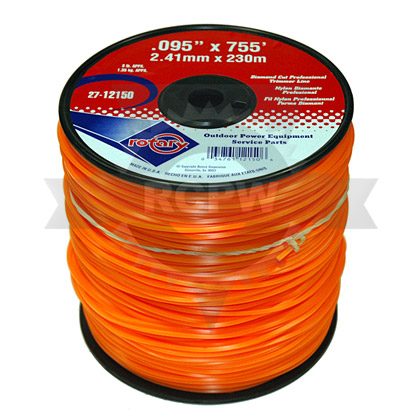 "Picture of .095"" Diamond Trimmer Line - 3 lb. Spool"