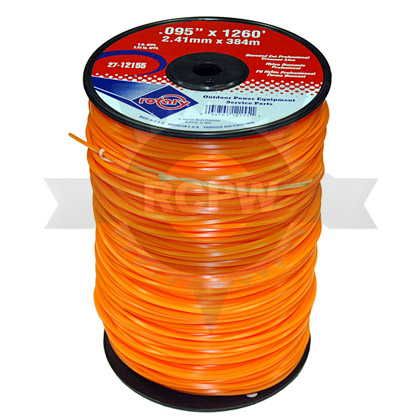 "Picture of .095"" Diamond Trimmer Line - 5 lb. Spool"