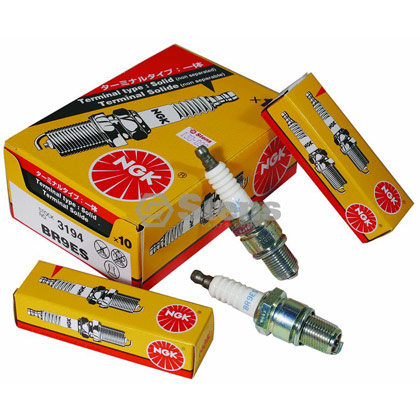 Picture of NGK BR9ES Solid Spark Plug (Each)