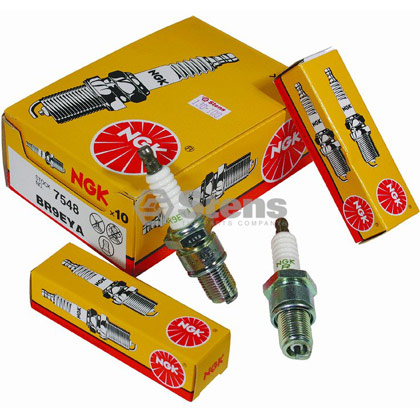 Picture of NGK BR9EYA Spark Plug (Each)