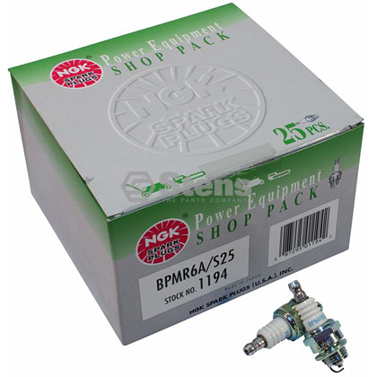 Picture of NGK BPMR6A Spark Plug Shop Pack Ngk Spark Plug Shop Pack