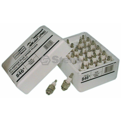 Picture of Champion CJ14 Spark Plug Shop Pack