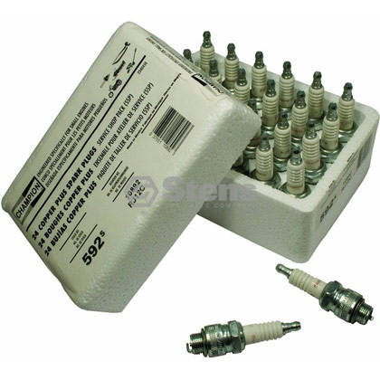 Picture of Champion RJ12C Spark Plug Shop Pack