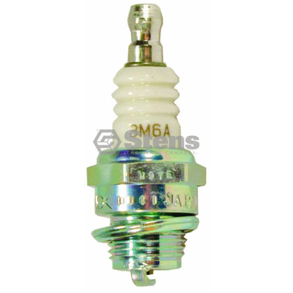Picture of NGK BM6A Shorty (CJ8) Spark Plug (Each)