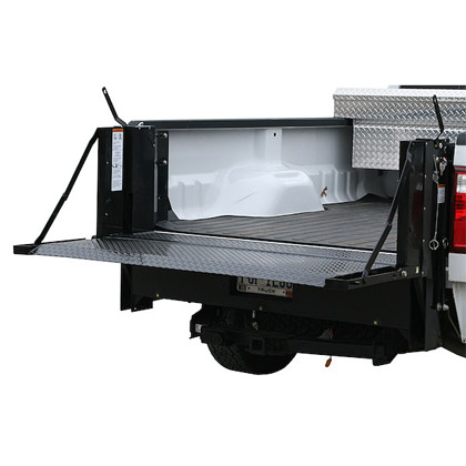 "Picture of 60"" x 27"" One Piece Pickup Truck Liftgate"