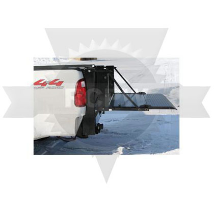 "Picture of 60"" x 39"" Two Piece Pickup Truck Liftgate"