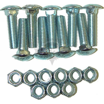 Picture of Carriage Bolts