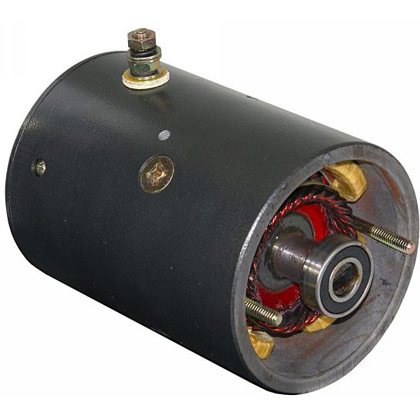 Picture of 12V Sno-Way Tang Shaft Motor