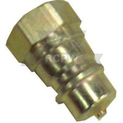 "Picture of 1/4"" Male NPT Hose Coupler"