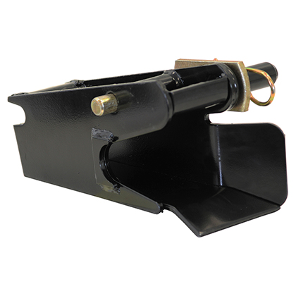 Picture of Western Driver's Side Receiver