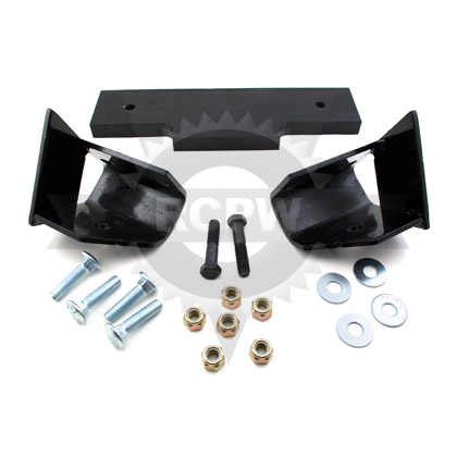 Picture of Center Flap Kit with Hardware - For MVP V-Plow