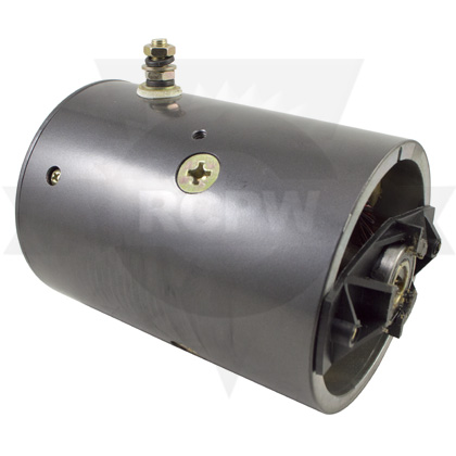 Picture of Old Style Single Post Hydraulic Motor