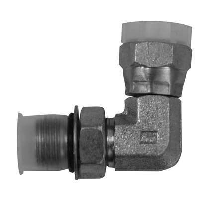 "Picture of 3/8"" MP x 3/8"" FPS 90 Degree Swivel Elbow"