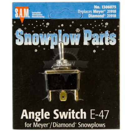 Picture of Meyer & Diamond Angle Switch
