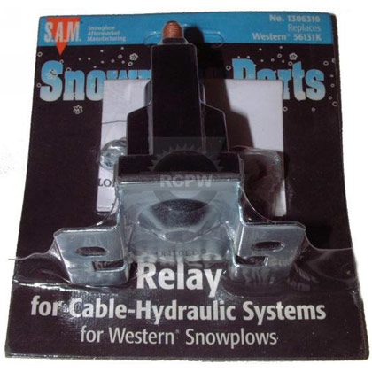 Picture of Relay for Cable Hydraulic System