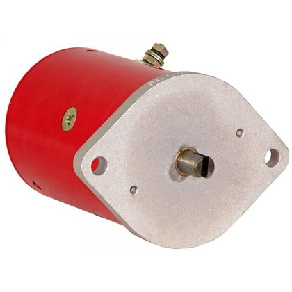 Picture of Replacement Western 12V Motor (Old Style)