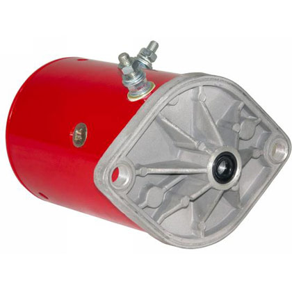Picture of Western 12V New Style Motor (Concealed Shaft)