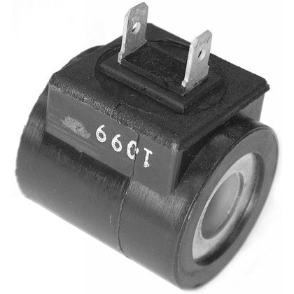 Picture of Coil Assembly with Spade Terminals