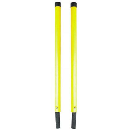 "Picture of 1-5/16"" x 24"" Bumper Site Guides Oversized (pair) - Yellow"