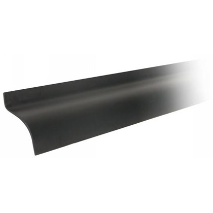 Picture of Universal Contoured Thermoplastic Snow Deflector