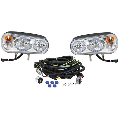 Picture of Universal Snowplow Headlight Kit