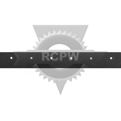 Picture of 7.5' Half MVPP Steel Cutting Edge (V-Plow Half)