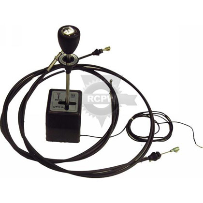 Picture of Joystick Control Assembly with Cables for Western & Fisher