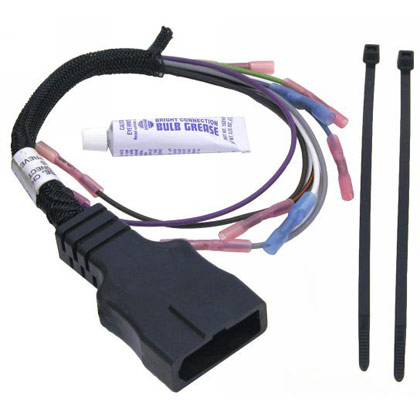 Picture of Replacement Plow Side Connector Kit for Western & Fisher