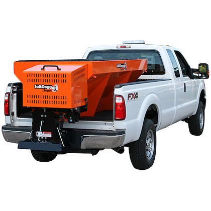 Picture of Buyers SaltDogg 2.0 Cubic Yard Gas Carbon Steel Hopper Spreader Kit (Standard Chute)