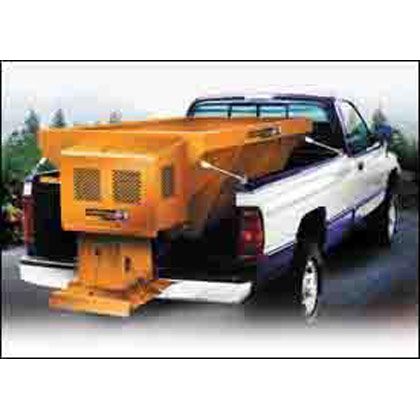 Picture of Buyers SaltDogg 2.0 Cubic Yard Gas Carbon Steel Hopper Spreader Kit (Extended Chute)