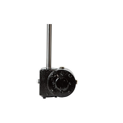 """Picture of Gearbox with 1/4"""" Straight Keyway"""