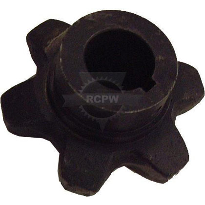 Picture of 6 Tooth Conveyor Chain Drive Sprocket for D662 Chain
