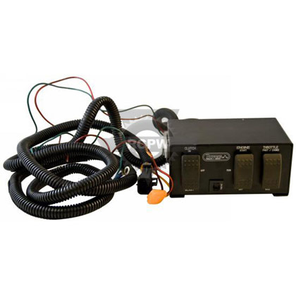 Picture of Cab Control Box with Harness