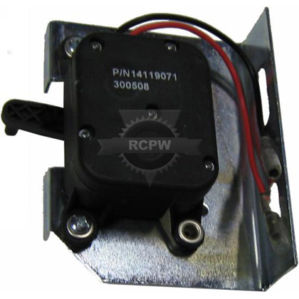 Picture of Electric Throttle Motor with Bracket for Briggs & Stratton Engines