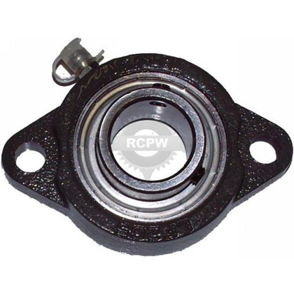 """Picture of 1"""" Self Aligning Flanged Bearing with Extended Inner Race"""